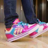zapatillas con ruedines
